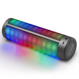 ELEGIANT Portable bluetooth Wireless LED Speakers Stereo Hi-Fi Enhanced Bass Built-in Mic
