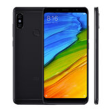 Xiaomi Redmi Note 5 Dual Back Camera 5,99 tommer 4 GB 64GB Snapdragon 636 Octa Kjerne 4G smart~~POS=TRUNC