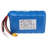 ACC 14.8V 5000mAh 4S3P 21700 Li-ion Bateria XT60 Plug para avião RC de FPV de longo alcance