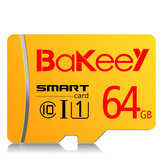 Bakeey 2PCS 64GB Class 10 High Speed TF Memory Card with Camera Card Adapter For Smart Phone Tablet Car DVR Speaker MP4