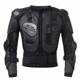Мотоцикл всего тела Armor передач грудь плечо мотокросс гоночная защитная куртка