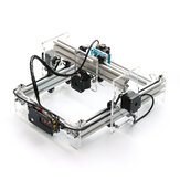 2500mW Desktop DIY Violet Laser Engraver Engraving Machine Picture CNC Printer Assembling Kits