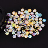 Pearlnail Mixing Pearl Shell Cololful Chiodo Perle decorative
