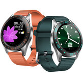 Bakeey GT105 1.22inch Fashion UI Heart Rate Blood Pressure Monitor Weather Forecast Smart Watch