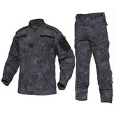 Zestaw Tactical Jungle Cargo Combat Trainning Exercise Set Garnitur