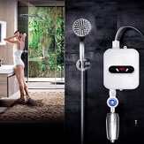 Electric Tankless 3500W Mini Instant Hot Water Heater Kitchen Faucet Tap Heating