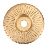 100mm Grinding Wheel Carbide Wood Sanding Carving Shaping Disc For Angle Grinder