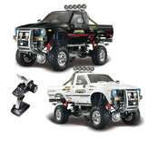 HG P409 1/10 2.4G 4WD RC auto-pick-up Rock Crawler zonder batterijladermodel