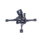 Fonster HX 2,5 inch 120 mm 120 FPV Tiny Frame Kit met 4 mm armdikte voor FPV RC Racing Drone