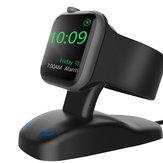 Vertikales magnetisches drahtloses Ladegerät Stand Holder für Apple Watch-Serie 1/2/3/4
