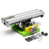 HILDA MINIQ BG6350 wielofunkcyjny stół roboczy wiertarka imadło mini precyzyjna frezarka stół roboczy