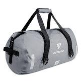 40L / 66L / 90L Motor Touring Waterproof Dry Bag Bag Sepeda Motor Roll Pack Luar Ruangan