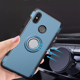 Bakeey Shock-proof 360° Adjustable Ring Holder Protective Case for Xiaomi Mi 6X / Xiaomi Mi A2 Non-original