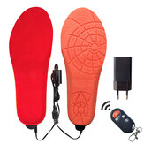 Bakeey Winter 2000mAh Rechargeable 3-Levels Temperature Control Electric Heating Insoles with Remote Controller