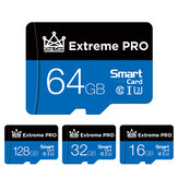 Extreme Pro High Speed 16GB 32GGB 64GB 128 GB Karta pamięci TF klasy 10 Flash Napęd z adapterem karty do smartfona Tablet Głośnik Drone Car DVR GPS Kamera