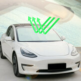Car Front Window Windshield Sunshade Heat Shield Sun Visor Mat For Tesla Model 3