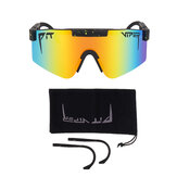 Unisex polarisierte Sonnenbrille UV400 Sandfeste Fahrradsport-Fahrradbrille