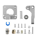 TWO TREES® Upgrade Extruder Kit Grey Bowden Extruder se adapta a CR-10 Ender3 para impresoras 3D