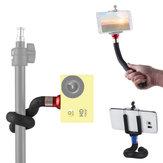 Bakeey xible Tripé Monopé Telefone Câmera Selfie Varanda para iPhone X 8 7 s plus para GoPro Herói 6/5/4/3 +