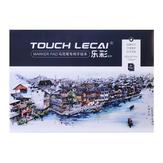 Touchlecai A3/A4 Бумажный маркер для рисования Специальная бумажная книга с ручной росписью Двусторонняя непроницаемая бумага для рисования 30 ст