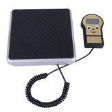 Electronic Refrigerant Scale 100KG Digital HVAC A/C Refrigerant Freon Scale