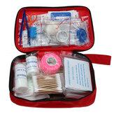 200/451 Pcs Kit de Primeiros Socorros Ao Ar Livre Kit de Sobrevivência de Emergência Engrenagem para Home Office Camping Escalada