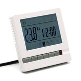 MINCO HEAT 25A Thermostat LCD Display Pengontrol Suhu Termostat Ruangan yang Dapat Diprogram