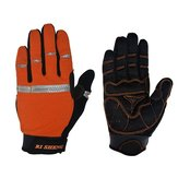 Mountain Bike Bicycle Gloves Cycling Riding Gloves Full Fingers Gloves Wearproof