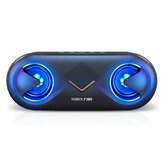 S6 Wireless Bluetooth 5.0 4D Stereo Surround Sound Speaker Hifi Driver Flash Cuffie vivavoce leggere