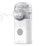 Andon VP-M3A Portable Nebulizer Silent Atomizer يده 0.2ml / min معدل جهاز التنفس الربو مرطب للأطفال والكبار لتنقية الهواء