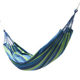 90kg/150kg Load Single/Double People Hammock Outdoor Indoor Garden Hanging Bed Sleeping Swing