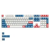 MechZone 112 Keys Bento Japanese Keycap Set Cherry Profile PBT Sublimation Keycaps for Mechanical Keyboards