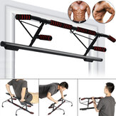Door Horizontal Bars Adjustable Pull Up Bar Strength Trainer Gym Home Fitness Sport Exercise Tools