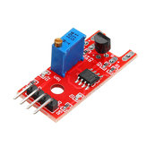 KY-036 Metal لمس المستشعر Module Human لمس المستشعر Geekcreit for Arduino - المنتجات التي تعمل مع لوحات Arduino الرسمية