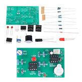 Kit di allarme di temperatura Termistore Insegnamento elettronico Esperimento Formazione Saldatura Parti fai-da-te