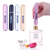 Portable 5 ml/8 ml Travel Mini Container Aluminum Refillable Bottles Perfume Spray Empty Cosmetic Containers Perfume Bottle