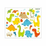 Animal Park DIY PVC Wall Stickers for Kids Rooms Wallpaper Home Decor Art Decals 3D Poster Decorations