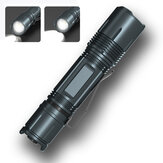 XANES® W567 XPH50 1100LM 3-Modes Tactical Flashlight USB Charging LED Torch Portable EDC Flashlight
