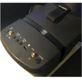 URUAV PLA Espaciador para ajustar el enfoque 15 mm para Eachine EV800D FPV Goggels Spare Part