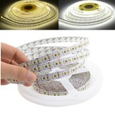 5M 1020LEDs 3014 SMD Flexible Non-imperméable DIY LED Bande d'Eclairage Blanc Chaud Blanc Pur DC12V
