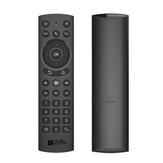 G20S Pro Air Mouse Voice remoto Controllo con retroilluminazione a 6 assi IR Funzione di apprendimento per Android TV BOX / Shiled TV / proiettore