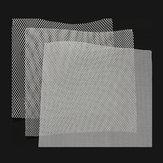 25x20cmアルミニウムモデリングワイヤメッシュコースシートファイン/ミディアム/シック