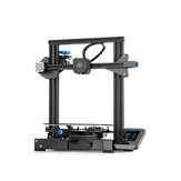 Creality 3D® Ender-3 V2 Upgraded DIY 3D Printer Kit 220x220x250mm Printing Size Ultra-silent TMC2208/Silent 32-bit Mainboard/Carborundum Glass Platform/Mean Well Power Supply/New UI 4.3inch Color Screen