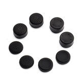 DATA FROG 8 PCS Silicone Analog Extender Thumb Stick Grips Cover for Nintendo Switch Joy Con Switch Lite Console Joystick Cap Accessories