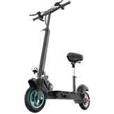 [EU Direct] TOODI TD-E202 10inch 48V 20Ah 1000W Folding Electric Scooter 45km/h Top Speed 50-60KM Mileage Max Load 200kg With Saddle