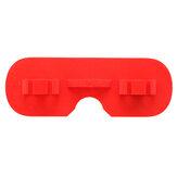 URUAV Sunshade Hood For DJI Digital Goggles Lens Protective Plate with Antenna Hole Black/Red