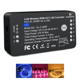 GLEDOPTO 2.4G Wireless RGB+CCT LED Controller Pro for LED Strip Light APP Control Compatible With ZIGBEE 3.0 Alexa