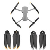 Quick Release 7238F Low Noise Foldable Propeller Props Blade Set for DJI Mavic Air 2 RC Drone