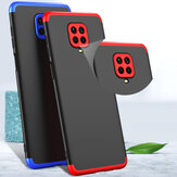 Bakeey 3 in 1 Double Dip 360 ° Hard الكمبيوتر Full Protection Case For Xiaomi Redmi ملحوظة 9S / Xiaomi Redmi ملحوظة 9 Pro / Xiaomi Redmi ملحوظة 9 Pro Max