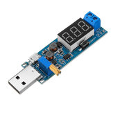 3pcs DC 3.5- 12V To DC 1.2-24V DC-DC USB Step UP / Down Power Supply Module Adjustable Boost Buck Converter